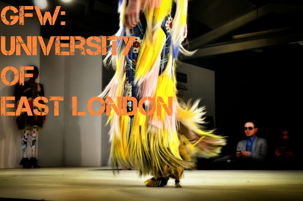 GFW 2014 - University of East London
